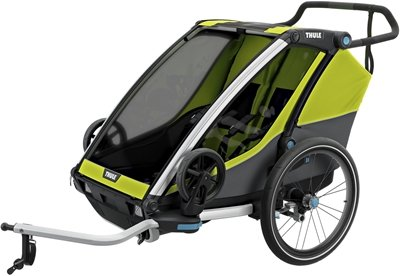 Thule Chariot Cab cykelvagn