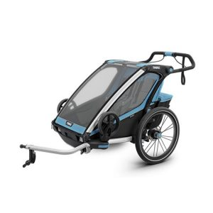 Testvinnare thule chariot sport 2 cykelvagn